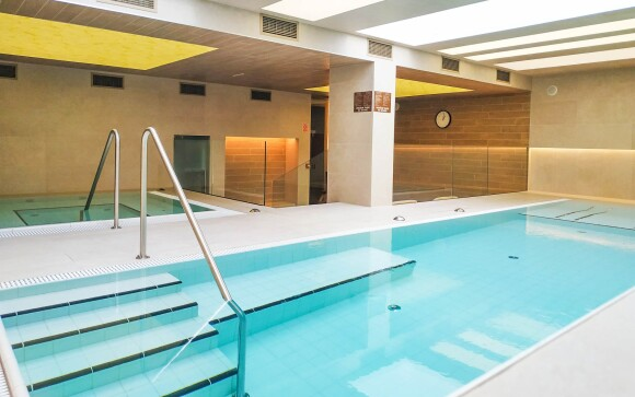Wellness centrum, Hotel Ginkgo ***¨, Maďarsko