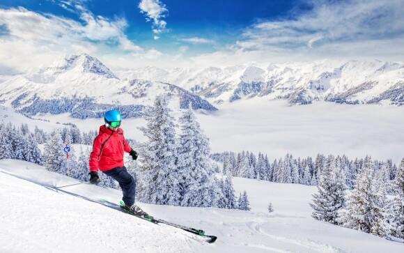 Zažijte skvělou zimu v Rakousku v Alpách