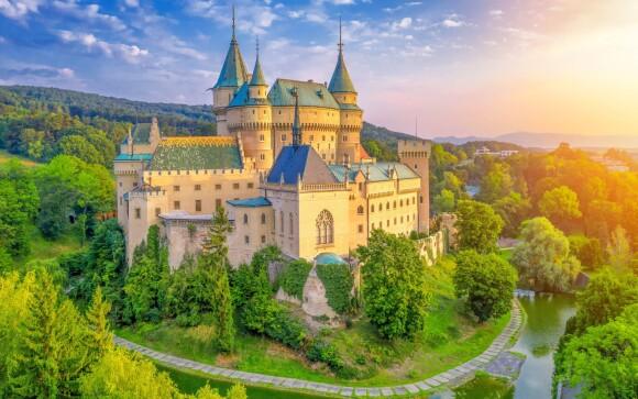 Vydejte se na zámek Bojnice