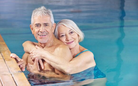 Seniorský wellness pobyt plný relaxu