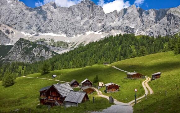 Užijte si skvělou dovolenou v Alpách