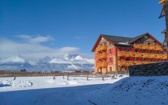 Tatragolf Mountain Resort ****, Vysoké Tatry
