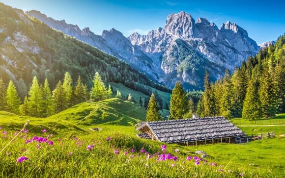 Užijte si dovolenou v Rakousku