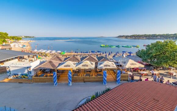 Istria znamená najkratšiu cestu k Jadranu, Hotel Koral ***