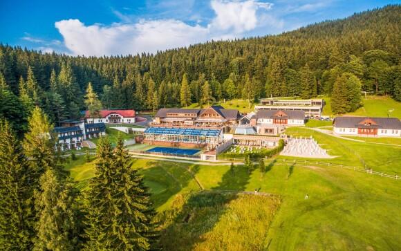 Wellness Hotel Horal ***+, Beskydy a Javorníky