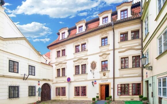 Hotel Waldstein ****, Praha