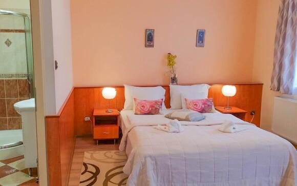 Pokoje v Hotelu Isabell ****, Gyor, Maďarsko