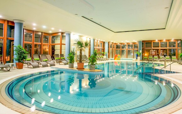 Wellness centrum, Greenfield Hotel Golf & Spa ****