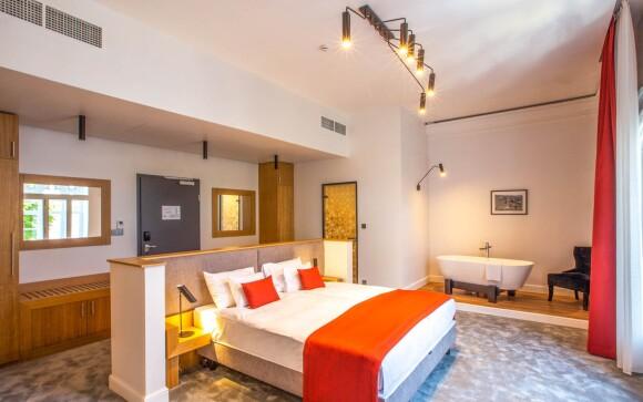 Komfortná izba, Kláštor Boutique Hotel Budapest ****