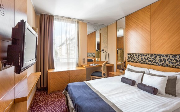 Komfortní pokoj, Marmara Hotel Budapest ****