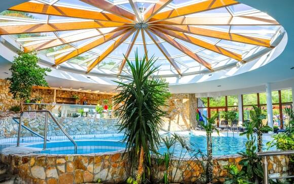 Kúpele Dudince, liečebný pobyt, Slovensko