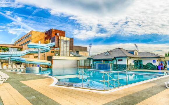 Luxusný aquapark a wellness AquaCity Poprad