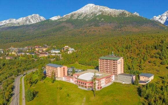 Grand Hotel Bellevue, Horný Smokovec, Vysoké Tatry
