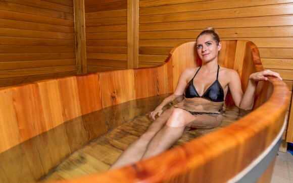 Procedúry, Priessnitzove kúpele, Jeseník