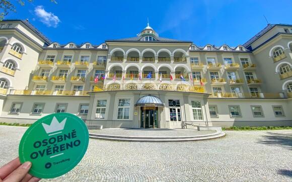 Hotel Priessnitz ****, Jeseník