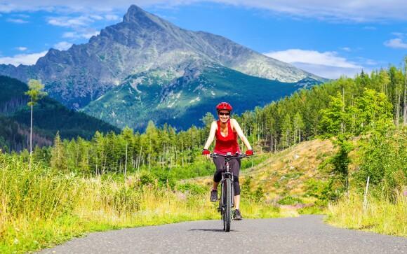 Parádna dovolenka vo Vysokých Tatrách