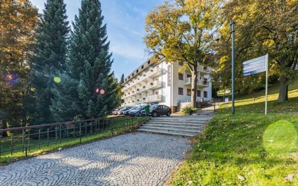 Lázeňský dům Jan Ripper ***, Jeseník