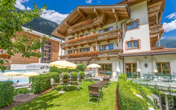 Doprajte si skvelú dovolenku v Hoteli Gutshof Zillertal ****