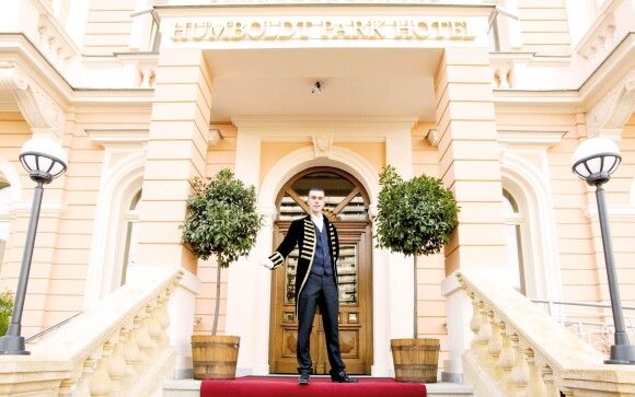Humboldt Park Hotel & Spa ****, Karlove Vary