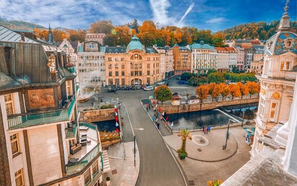 Hotel La Bohemia ****, Karlove Vary
