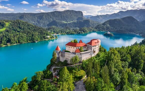 Hrad Bled, Slovinsko