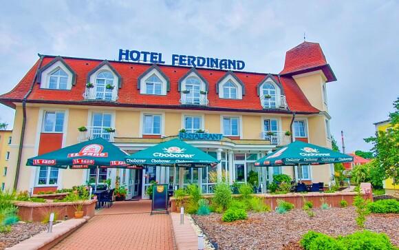 Hotel Ferdinand *** v Mariánskych Lázňach Česká republika