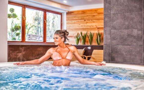 Wellness, Hotel Bassiana ****, Sárvár