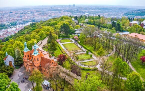 Praha - Petřín