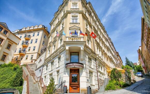 Spa Hotel Schlosspark ****, Karlovy Vary