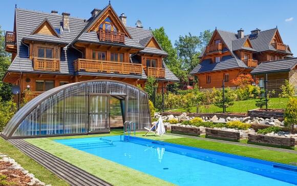 Bazén,  Sun & Snow Resorts Lipki Park ***, Zakopané