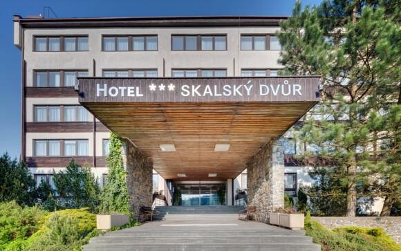Hotel Skalský Dvůr ***, Vysočina