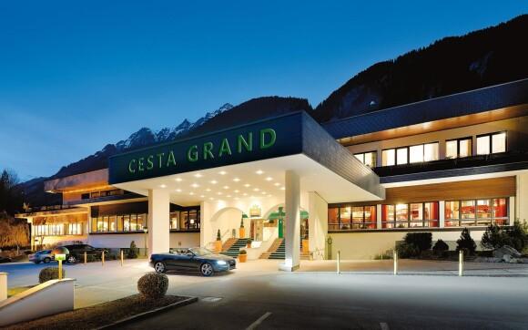 CESTA GRAND Aktivhotel & Spa ****+