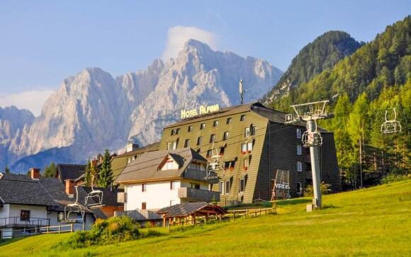 Hotel Alpina***, Slovinsko