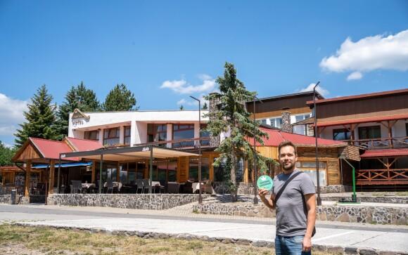 Hotel Šachtička ***, Nízké Tatry