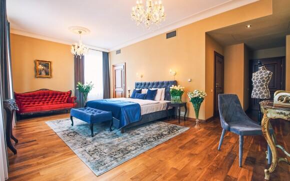 Luxusné izby, Hotel Bogoria, Krakov