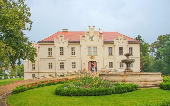 Zámek a muzeum Blovice