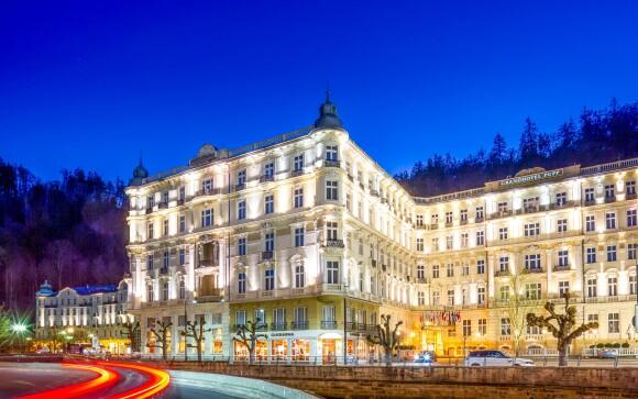 Grandhotel Pupp *****, Karlovy Vary