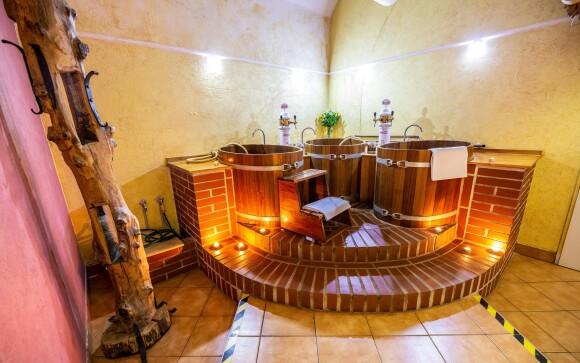 Pivní koupele, LH Hotel Dvořák Tábor Congress & Wellness****