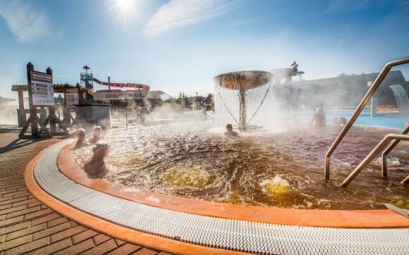Aquapark Bešeňová je skvelé miesto pre rodiny aj páry