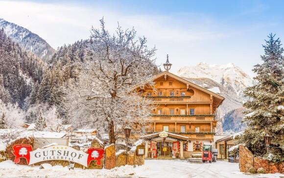 Dopřejte si dovolenou v Hotelu Gutshof Zillertal ****