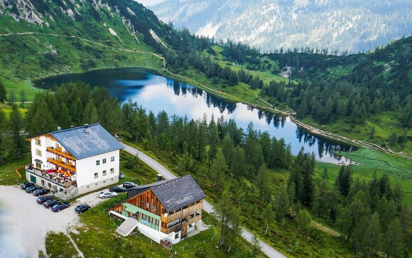 Hotel Alpenrose *** Tauplitzalm - rakúske Alpy