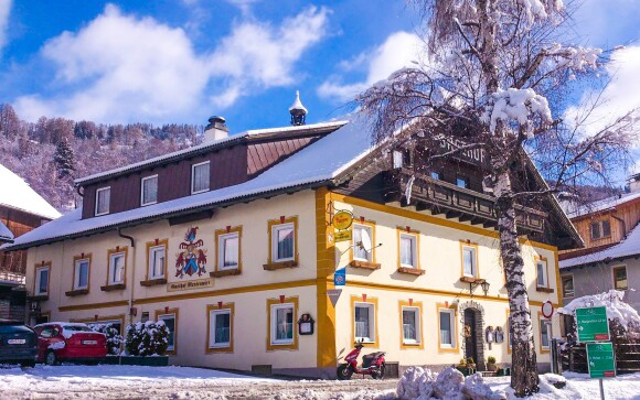 Penzion Gasthof Mentenwirt, Nízké Taury, Rakousko