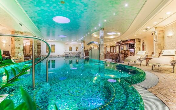 Wellnessland Alt Karlsbad, Hotel Carlsbad Plaza *****