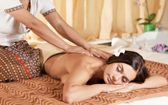 Užijte si thajskou masáž