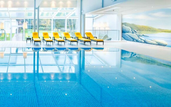 Luxusné wellness, CESTA GRAND Aktivhotel & Spa ****+