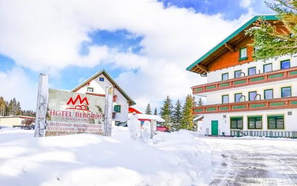 Hotel Berghof Mitterberg *** Rakúsko