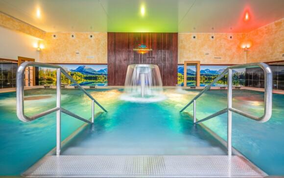 Vnútorný bazén, Termály Malé Bielice, Slovensko