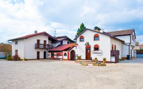 Užite si južnú Moravu a ubytujte sa v penzióne U Doubků