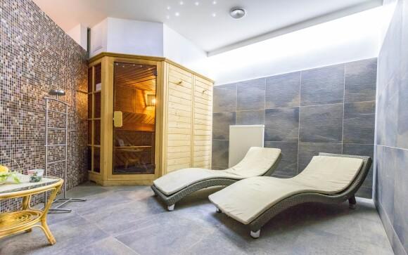 Užite si relax vo fínskej saune