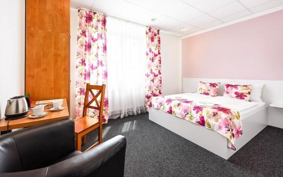 Čekají na vás útulné pokoje v Hotelu Tatra ***